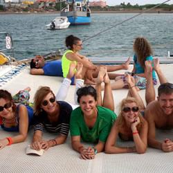 Sailing in Cape Verde 2
