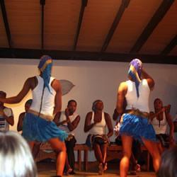 Kizomba show