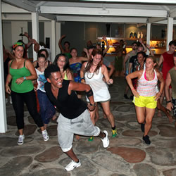 Kizomba workshop 2