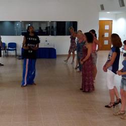 Kizomba workshop 5