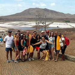 Salinas Cabo Verde