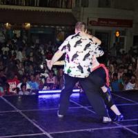 Kizomba contest